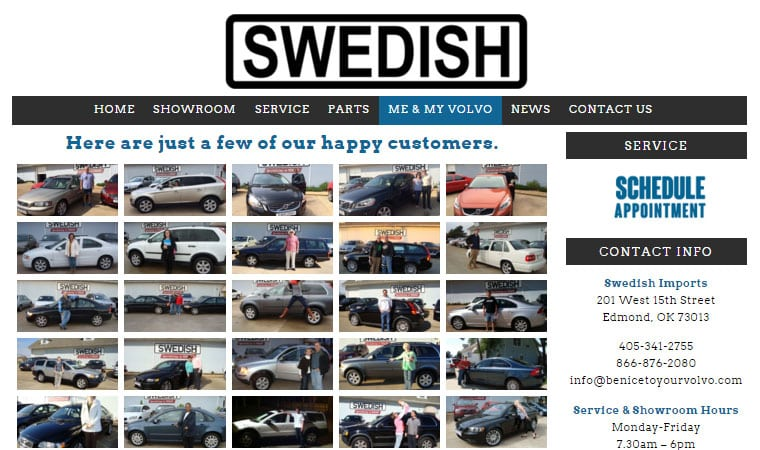 Swedish-Imports-website-by-hive-design-team-gallery