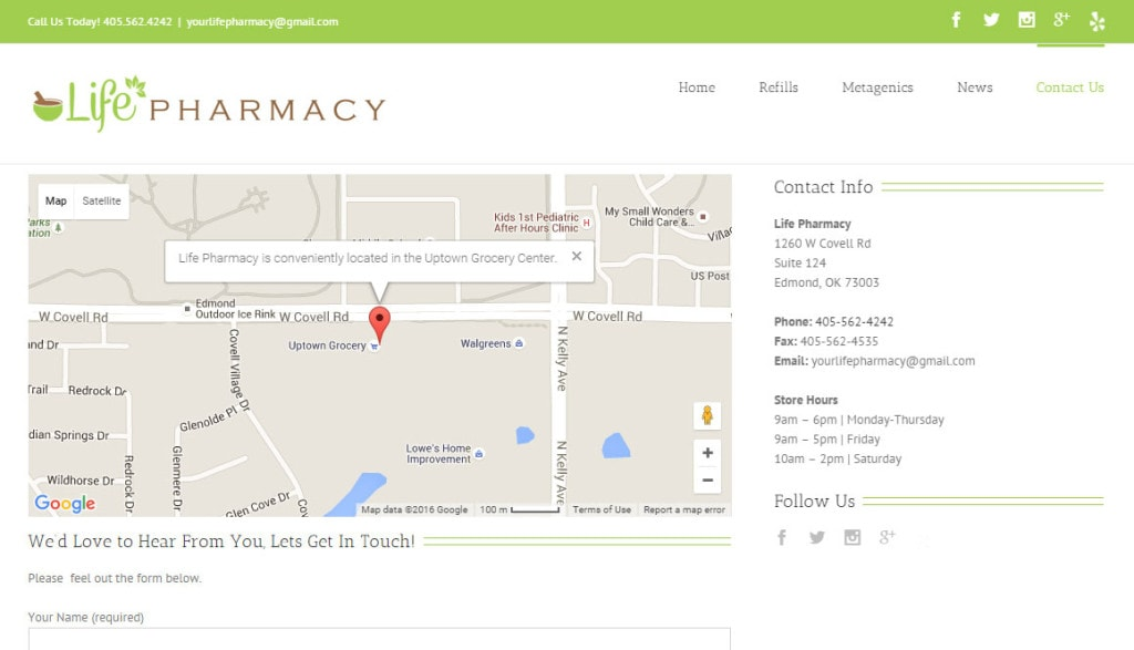 life pharmacy hive-design-team
