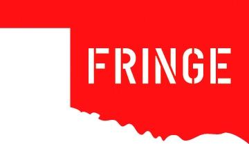 Fringe OKC Fringeokc Oklahoma logo