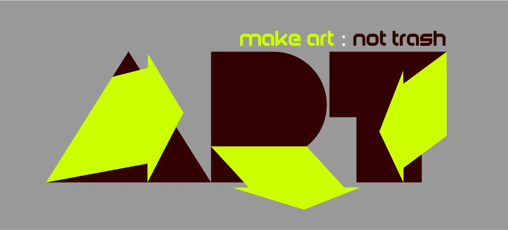 Make Art Not Trash FringeOKC
