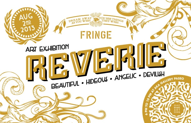Reverie Fringe OKC Art