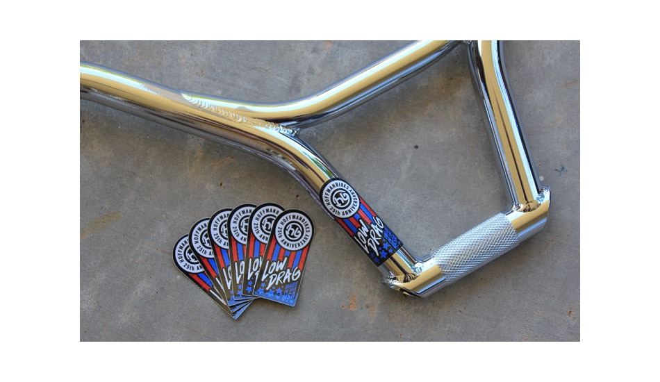 Hoffman-Bikes-Low Drag Bars --hive-Design-Team