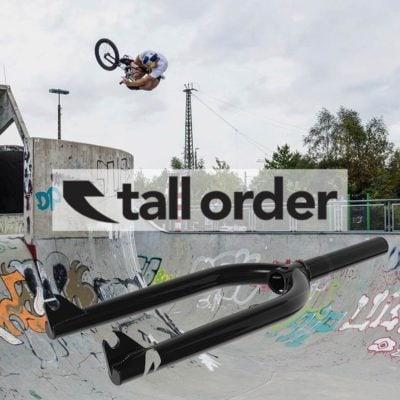 Tall Order bmx Fork Full - Portfolio