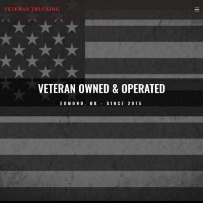 Veteran Trucking co