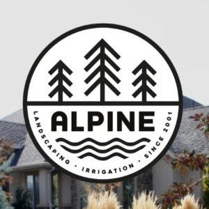 Alpine-Landscaping-&-Irrigation logo