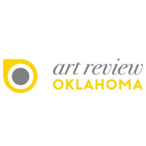 Art Review Oklahoma Logo - Hive Design Team