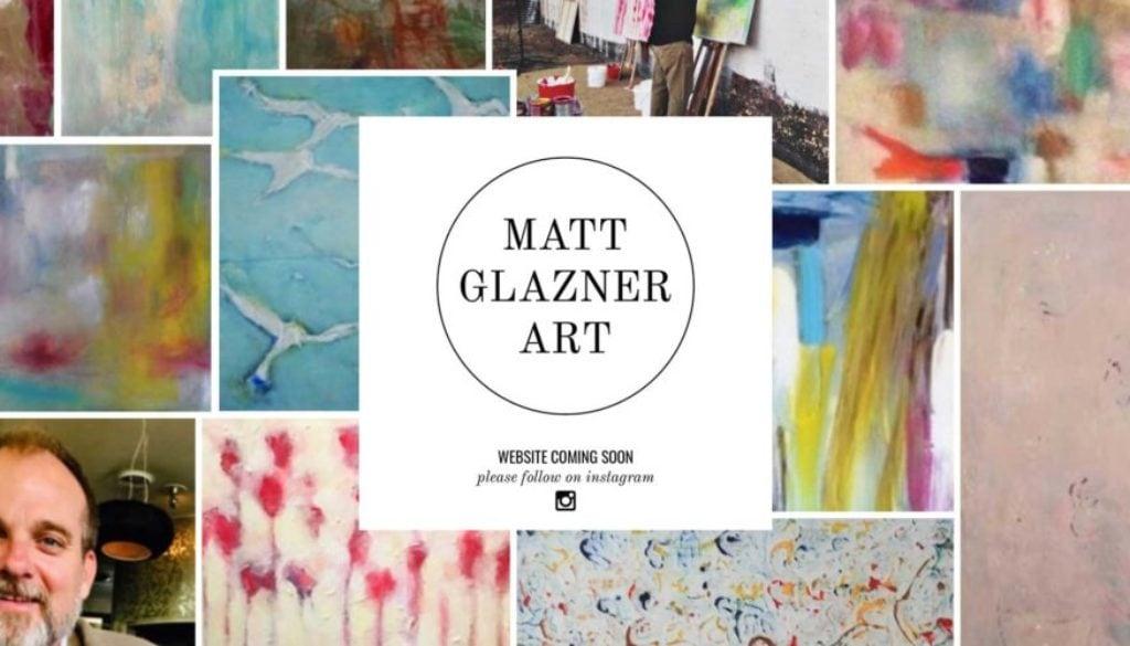 matt glazner website coming soon