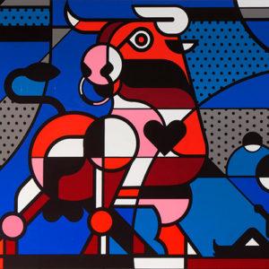 Matt Goad Art Website