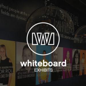 Whiteboard Exhibits