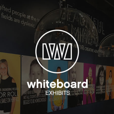 Whiteboard Exhibits
