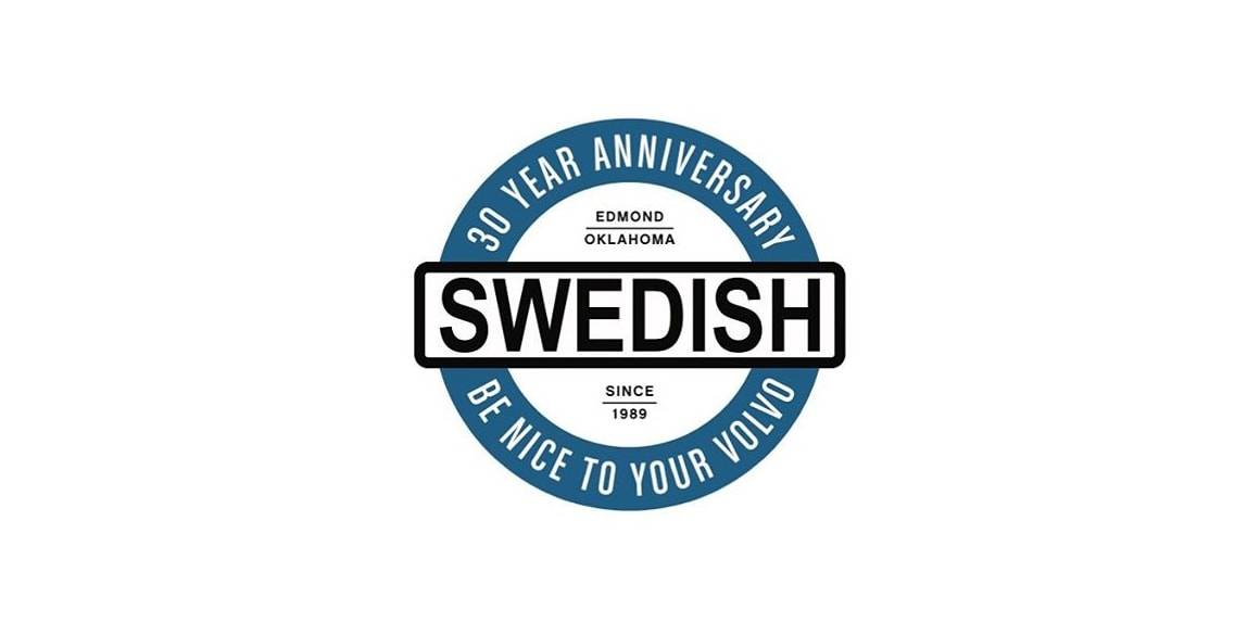 swedish imports 30 year anniversary logo